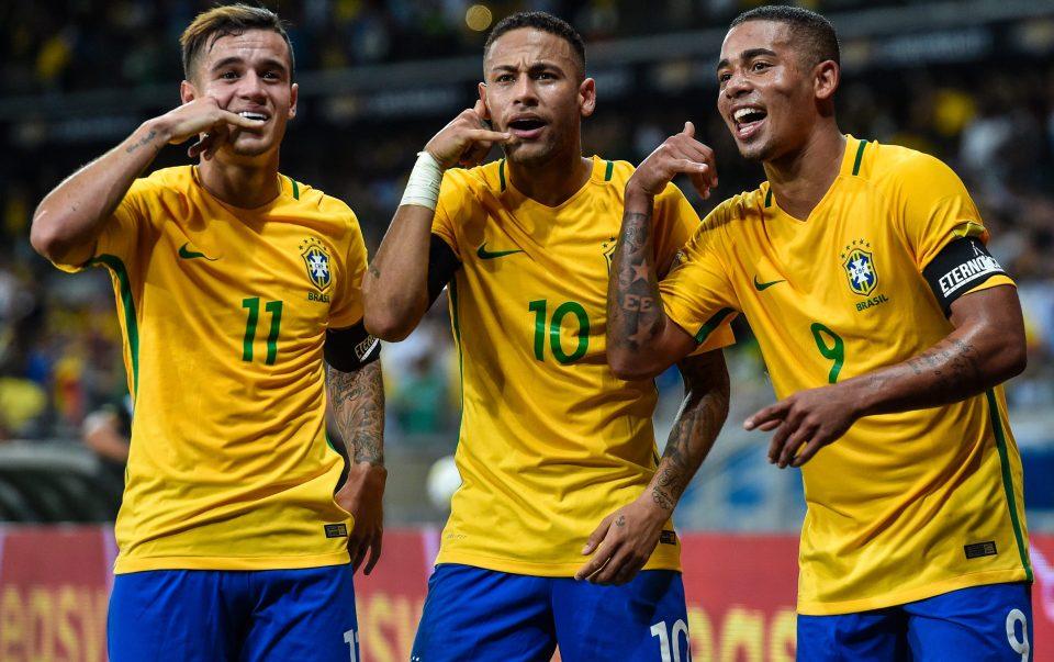Brasiilia kinnitas enamuse Jalgpalli MM-ile sõitvast koondisest