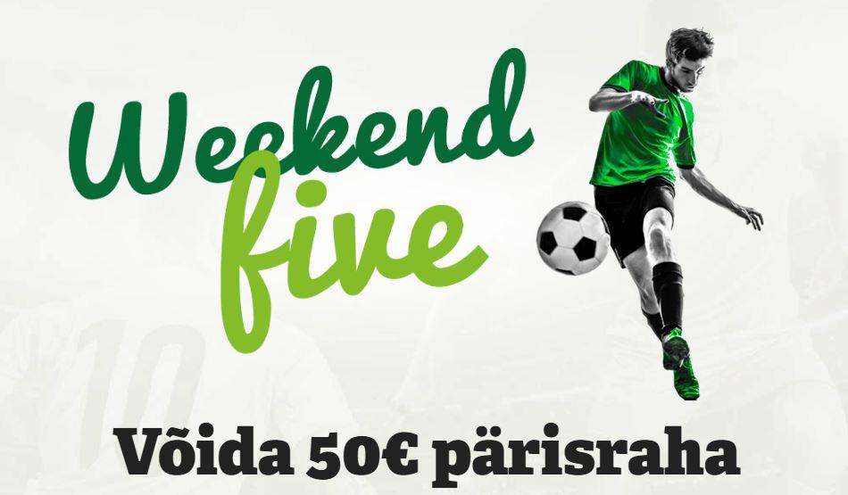 Paf Tasuta Spordiennustus – võida 50€ Pärisraha!