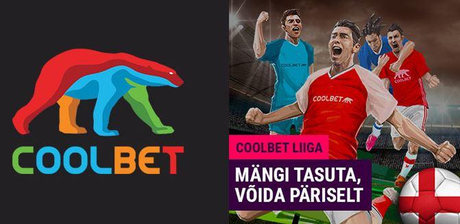 Mängi Coolbeti tasuta ennustusmängu ja võida pärisraha
