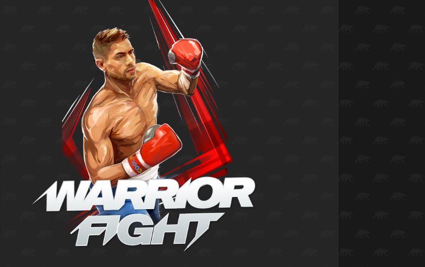 Võida VIP laud neljale Warrior Fight 5-l