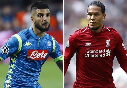 Liverpool alistab Napoli: KOEF 20.0 Coolbetis